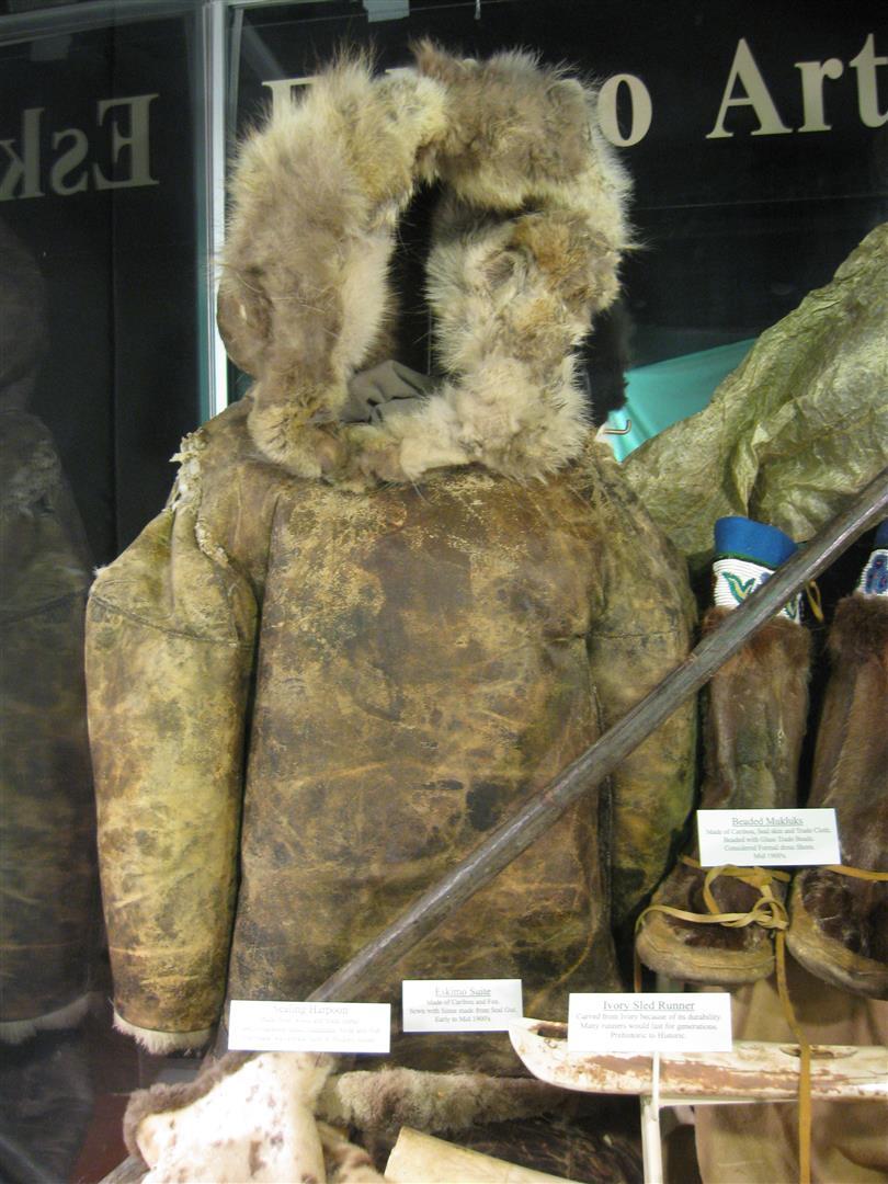 Eskimo Artifacts – S...