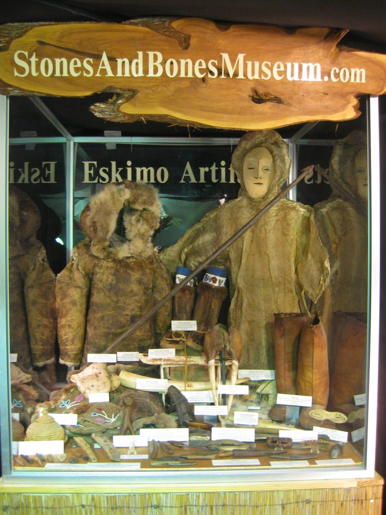 Eskimo Artifacts