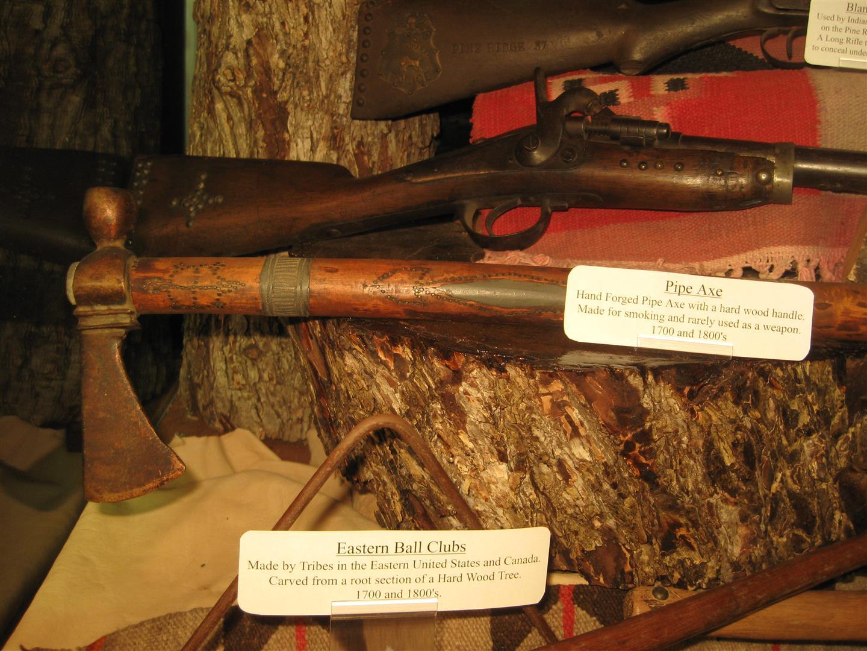 native american weapons � stones and bones